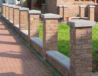 Mauerabdeckungen MAD Niessen _ 42