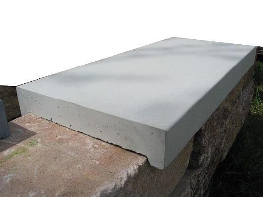 Mauerabdeckung Mfd Flachdachform Niessen