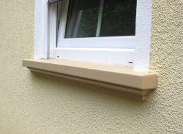 Außenfensterbank SLB 540 Niessen _ 03