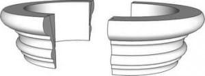 Säulenkapitell K1 Niessen _ S2