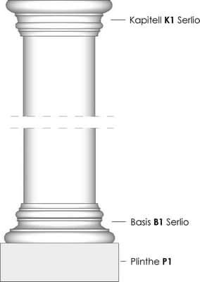 Säule 01111
