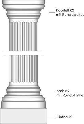 02521_Hohl-Säule_kanneliert_1