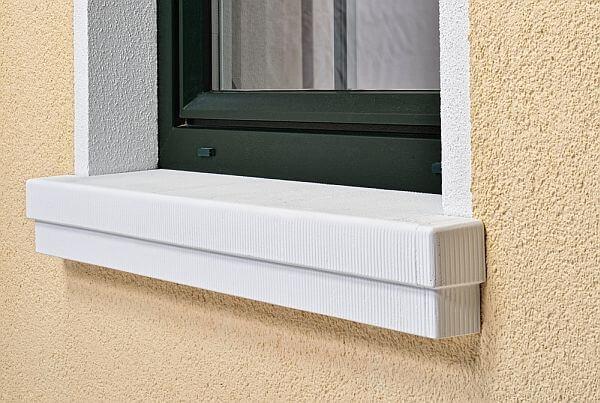Schalen-Fensterbank SLB 300 Niessen _ groß