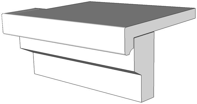 Profilschnitt SLB 520