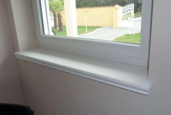 Innenfensterbänke Beton