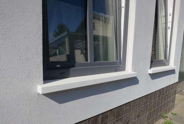 Modernes Fensterbrett SLB 591 - wertige Alternative zu Aluminium, Marmor, Naturstein