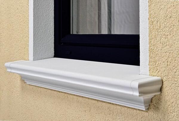 Gerundete Betonfensterbank SLB 570