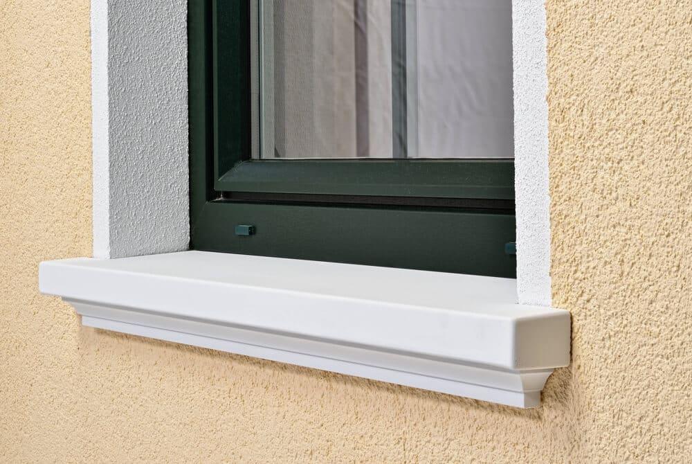 Schalen-Fensterbank SLB 540 Niessen