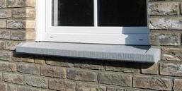 Fensterbank außen  Fensterbank | Fensterbänke | Modellübersicht | Niessen