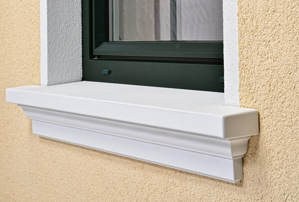 Außenfensterbank SLB 500 Niessen