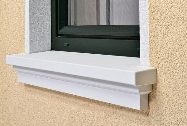 Schalenfensterbank SLB 520