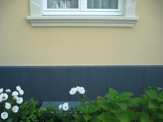 Schalen-Fensterbank SLB 500 Beton   NIESSEN