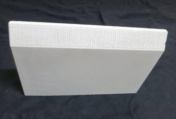 Glatte Sockelplatten